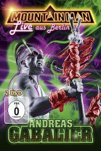 Cover Andreas Gabalier - Mountain Man - Live aus Berlin [DVD]